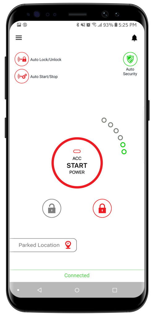 Car Chabi - Car Key Remote in Smartphone Application