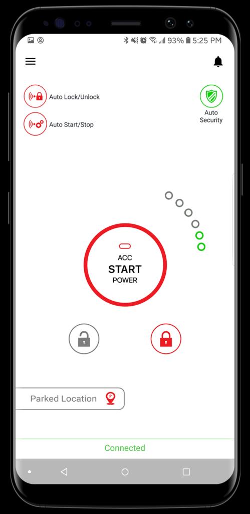 Unlock Car With Phone >> Car Chabi Car Key Remote In Smartphone Application