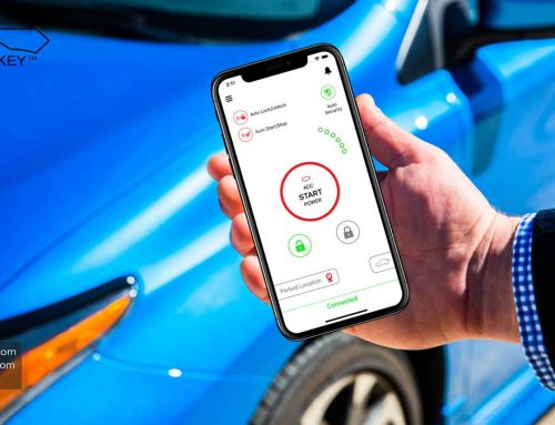 Car Sharing made easy with Car Chabi
