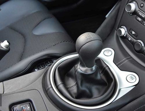 Does Car Chabi work with Stick Shift/Manual cars
