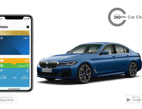 4 simple steps to get Apple Car Key in 2020